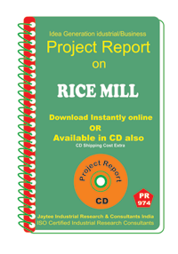 Rice Mill Manufacturing Project report eBook