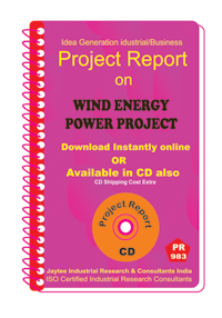 Wind Energy Power Project Establishment Project report eBook